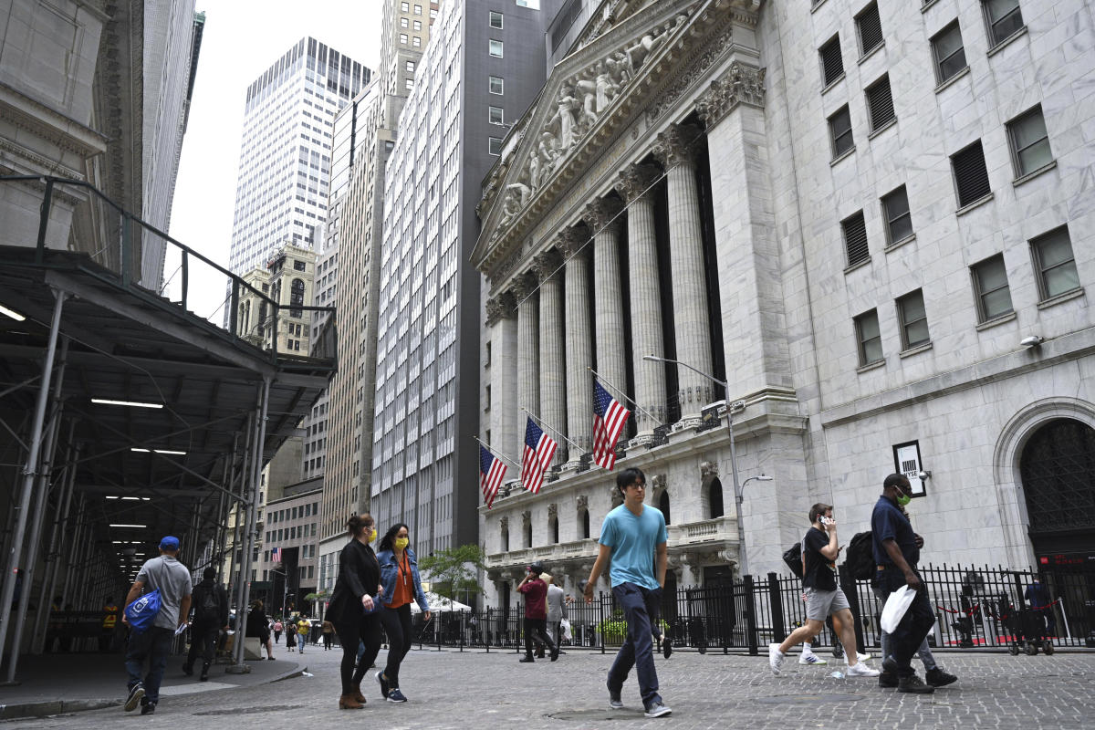 Stock market news live updates: Stock futures edge lower ahead of Fed decision - Yahoo Canada Finance