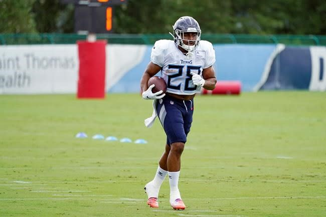 Beasley passes physical, added to Titans roster among moves