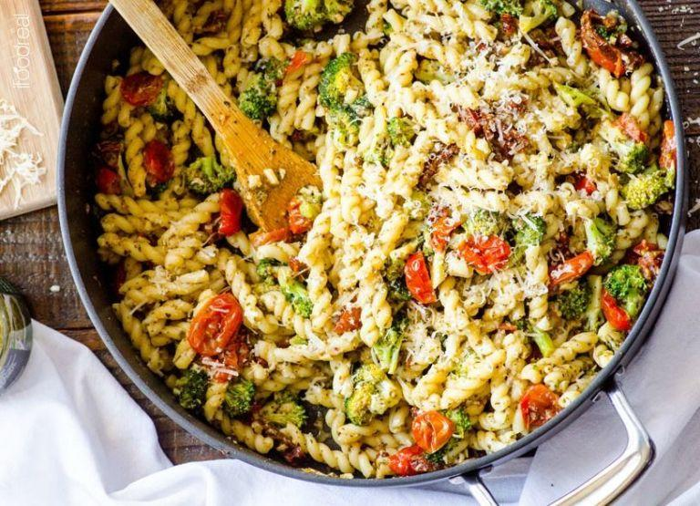 """<p>Just when you thought you had to give up pasta, we came to your rescue.</p><p>Need more <a rel=""""nofollow"""" href=""""http://www.delish.com/cooking/recipe-ideas/g3733/healthy-dinner-recipes/"""">healthy dinner recipes</a>? Try our insanely <a rel=""""nofollow"""" href=""""http://www.delish.com/cooking/g1419/healthy-slow-cooker-recipes/"""">easy slow-cooker recipes</a>.</p>"""