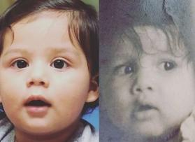 Shahid Kapoor's son Zain is a spitting image of his father at the same age