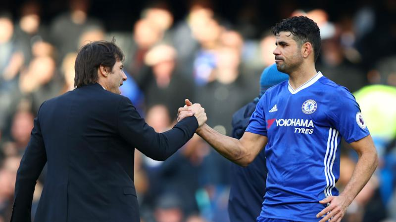 Chelsea agree terms to sell Diego Costa