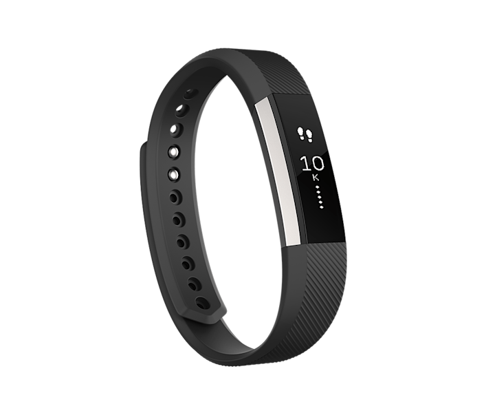 The Fitbit Flex 2 provides you with notifications via its display.