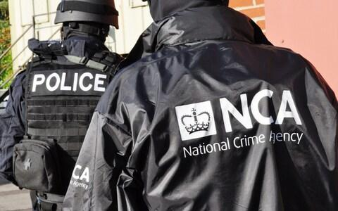 """The NCA said """"unprecedented collaboration between the NCA, the FBI and the National Cyber Security Centre"""" led to the charges - Credit: PA"""