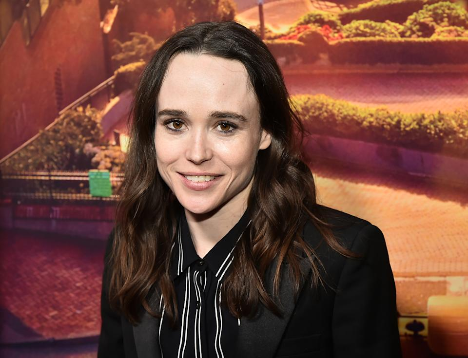 """NEW YORK, NEW YORK - JUNE 03:  Ellen Page attends """"Tales Of The City"""" New York Premiere at The Metrograph on June 03, 2019 in New York City. (Photo by Theo Wargo/Getty Images)"""