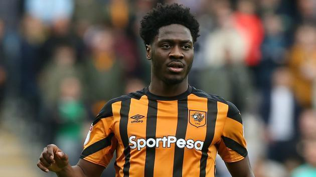 <p>Ola Aina hails 'solid' Hull City win over Burton Albion</p>