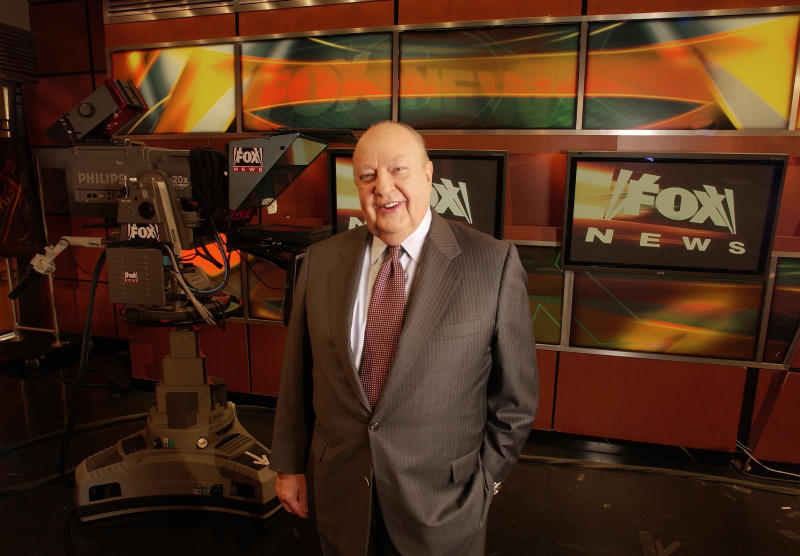Roger Ailes film puts focus on Fox after he left