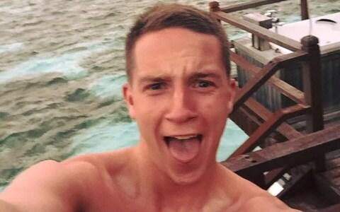 Oliver Kilbey taking a selfie in a social media picture used as part of evidence in court - Credit: Champion News