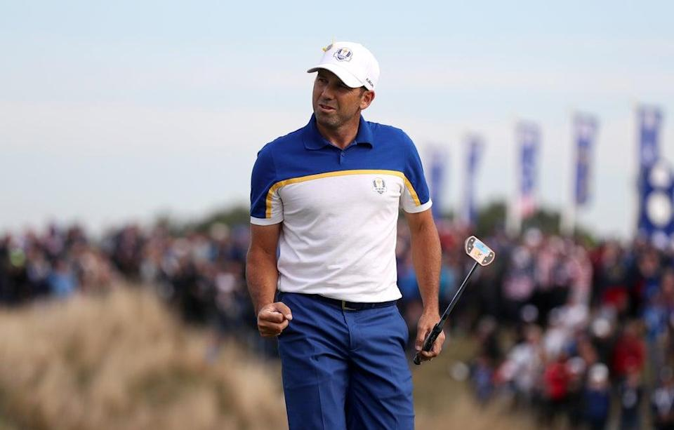 Sergio Garcia will be playing in a 10th Ryder Cup next week (Gareth Fuller/PA) (PA Archive)