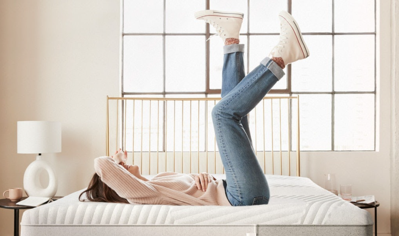 Casper has the mattress of your dreams, and it's on sale for the 4th of July. (Photo: Casper)
