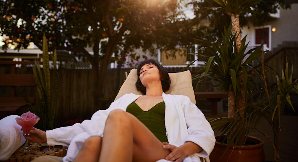 There are many ways to enjoy a rejuvenating staycation in the comfort of your own space. (Getty Images)