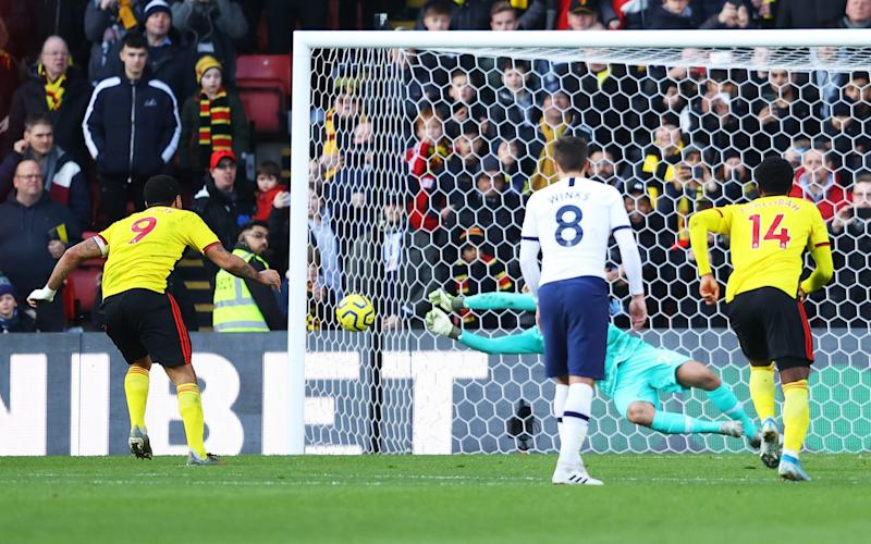 Deeney misses penalty - Getty Images Europe