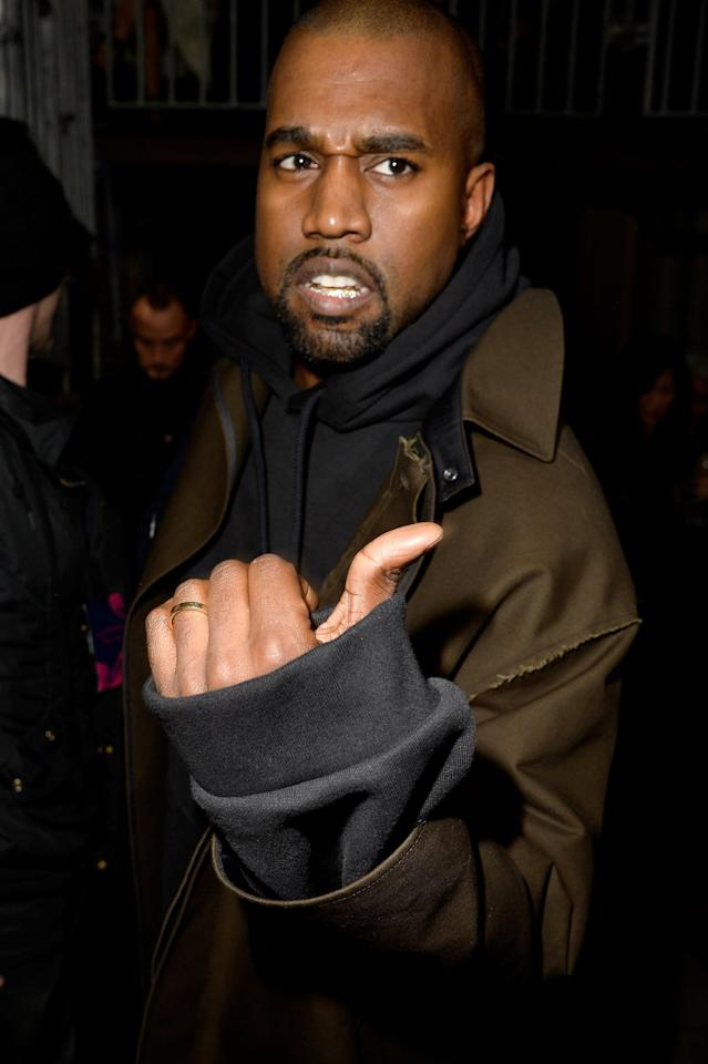"<p>Just under a year after the fateful night in question, Kanye fired off more than 30 tweets in the kind of Twitter rant we've come to expect from him. The rapper, of course, went through a score of tangents but <a href=""https://www.popsugar.com/entertainment/Kanye-West-Writes-Song-Taylor-Swift-10848404"" class=""ga-track"" data-ga-category=""Related"" data-ga-label=""http://www.popsugar.com/entertainment/Kanye-West-Writes-Song-Taylor-Swift-10848404"" data-ga-action=""In-Line Links"">directly mentioned Taylor at one point</a>. During yet another apology for his actions, he also revealed that he'd written a song about Taylor. </p>"