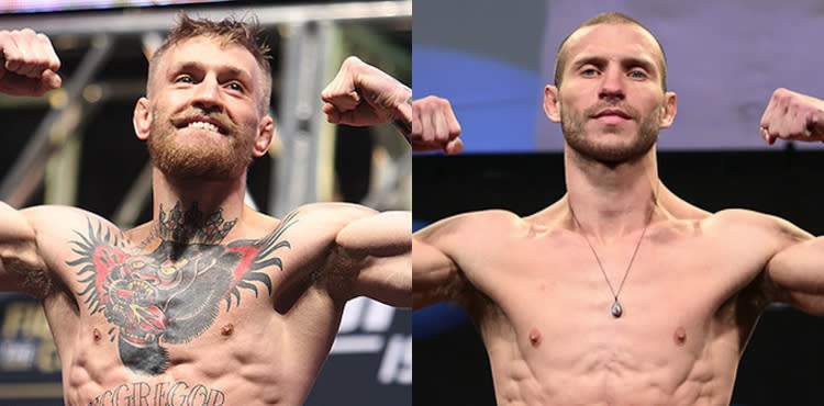 Conor Mcgregor Set To Fight Cowboy Cerrone In January Ufc Return