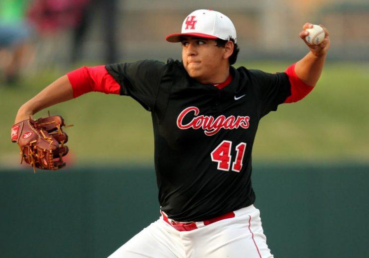 Houston dismisses left-hander Seth Romero from baseball team