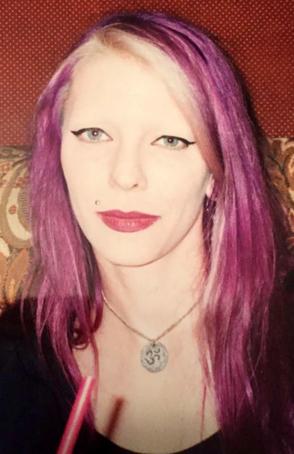 Duchess DeSade, aka Barbara Planek, was an L.A. punk/underground icon and performance artist. She passed away from a brief illness on July 27. She was 53. (Photo: Facebook)