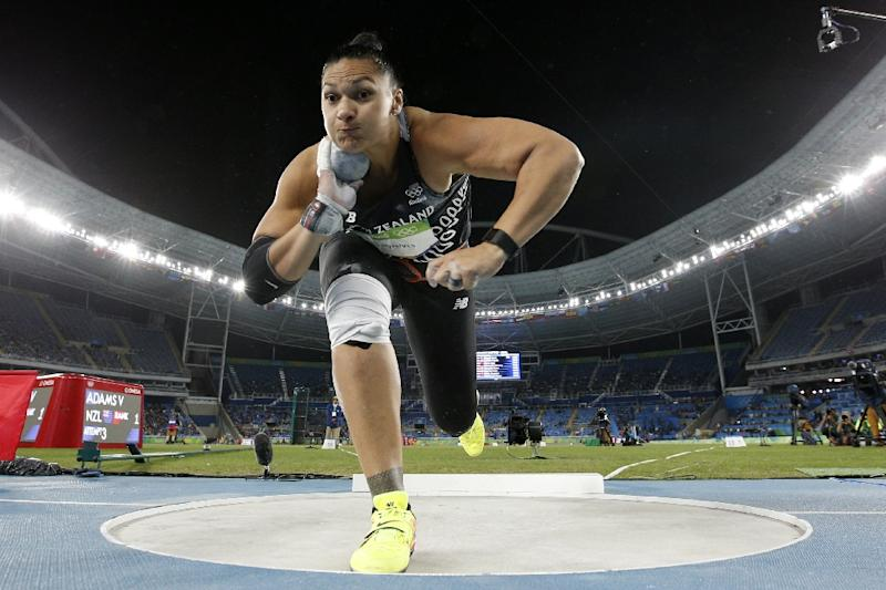 World record smashed at Rio Olympics as Adams stunned in shot put