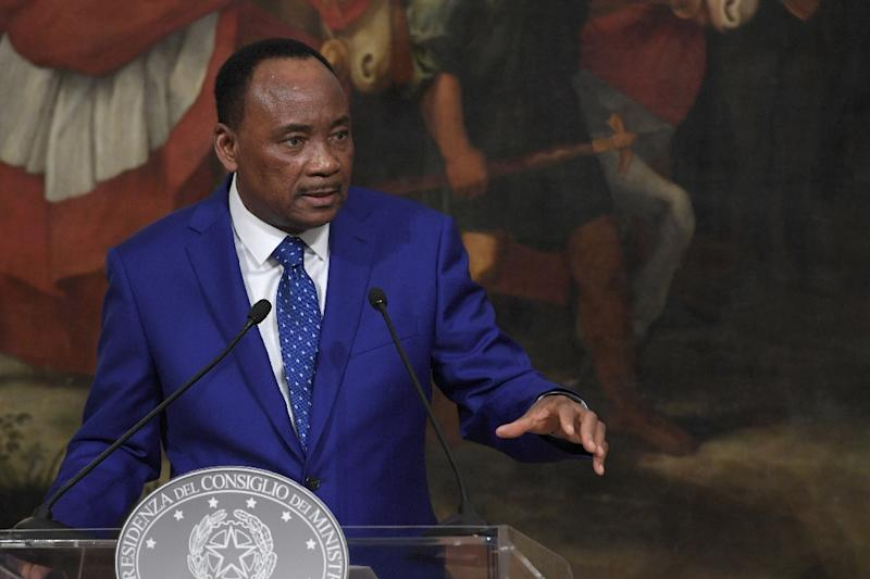 Niger's President Mahamadou Issoufou had ordered the University of Niamey campus to reopen on Monday