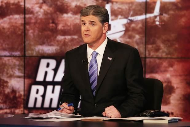 Sean Hannity Fires Back at Stephen Colbert's Jokes Comparing Him to 5-Year-Old Reporter (Video)