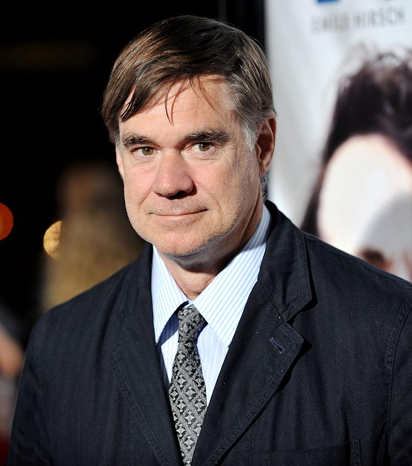 "Director <a href=""http://movies.yahoo.com/movie/contributor/1800024107"">Gus Van Sant</a> at the Los Angeles premiere of <a href=""http://movies.yahoo.com/movie/1810041985/info"">Milk</a> - 11/13/2008"