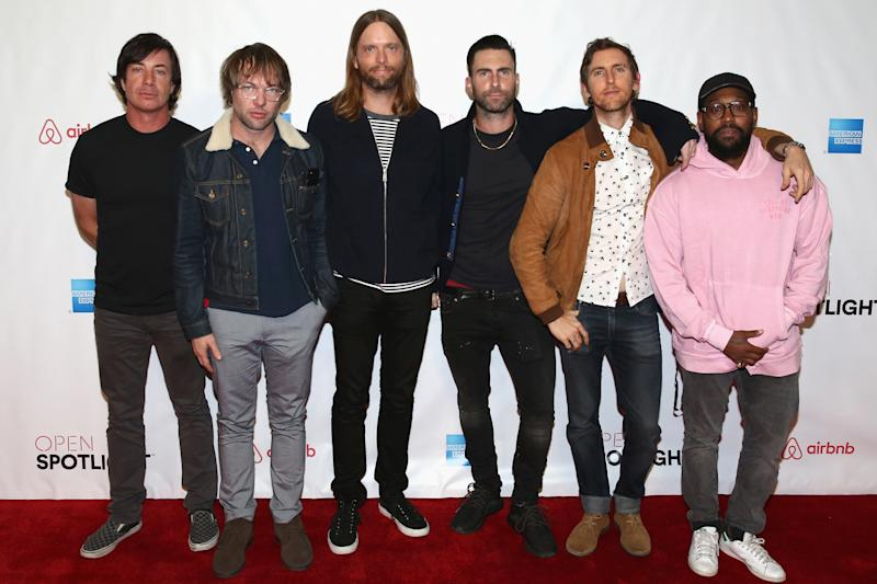 The NFL and Maroon 5 Will Not Participate in Press Conference Ahead of Super Bowl Halftime Show