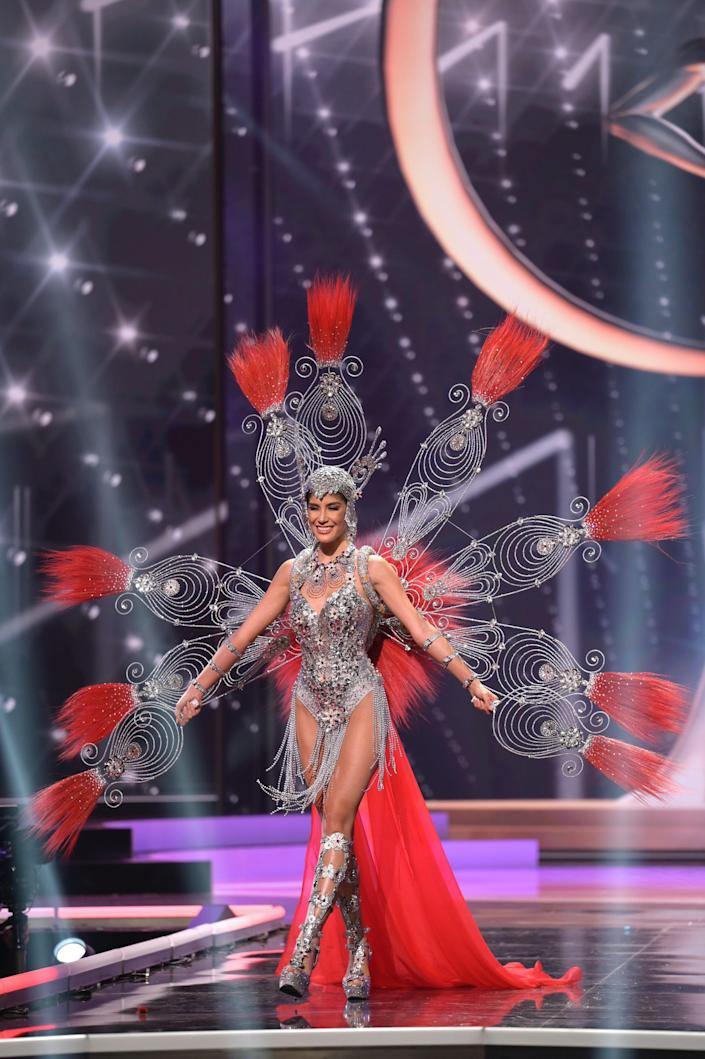 Miss Paraguay National Costume Show 2021