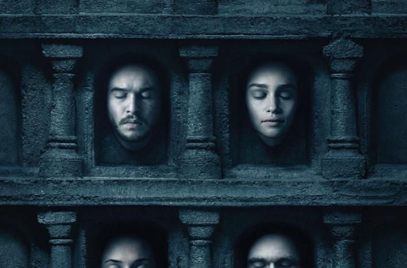 Game of thrones season 6 character posters