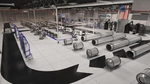 Relativity to Build New Autonomous Rocket Factory and Expand Testing Facilities at NASA Stennis Space Center in Mississippi