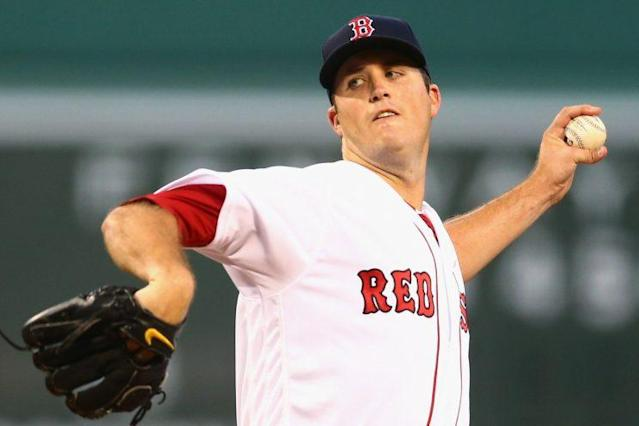 The Drew Pomeranz trade to the Red Sox began the investigation that led to Preller's suspension. (Getty)