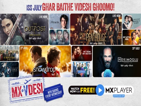 Enjoy Vdesi Action, Romance, Crime and Mystery