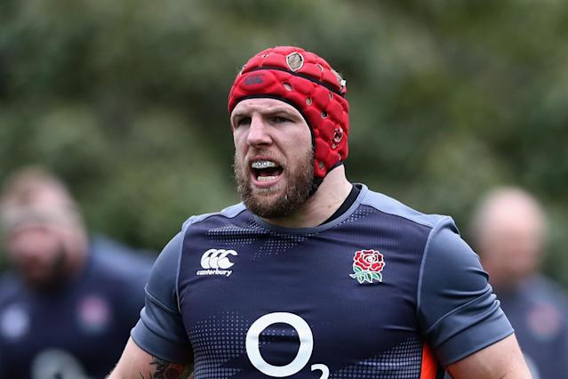 James Haskell: David Rogers/Getty Images