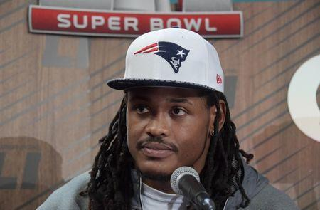 Jan 30, 2017; Houston, TX, USA; New England Patriots middle linebacker Dont'a Hightower during Super Bowl LI Opening Night at Minute Maid Park. Kirby Lee-USA TODAY Sports