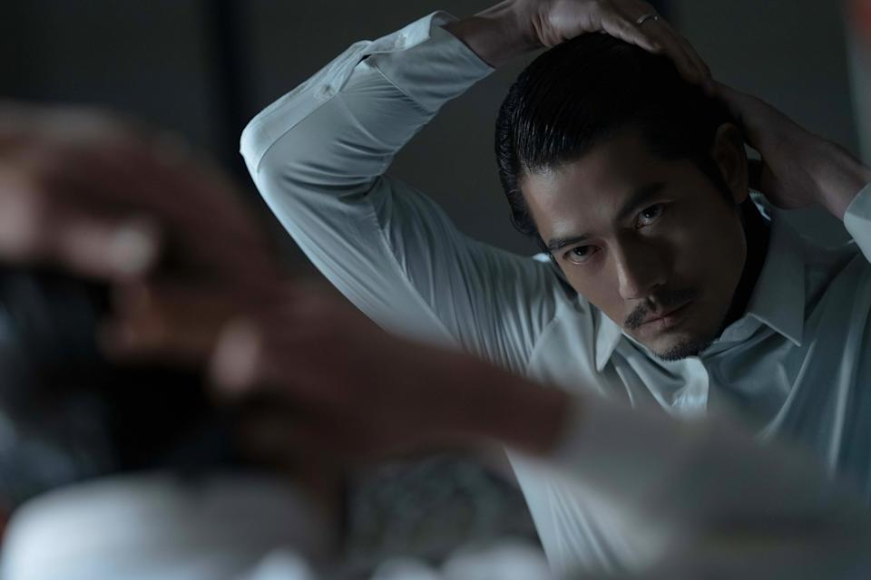 Starring Aaron Kwok as Mr Wang, Home Sweet Home is a thriller that follows the strange events happening in the house of his seemingly regular family. (Photo: Golden Village Pictures)