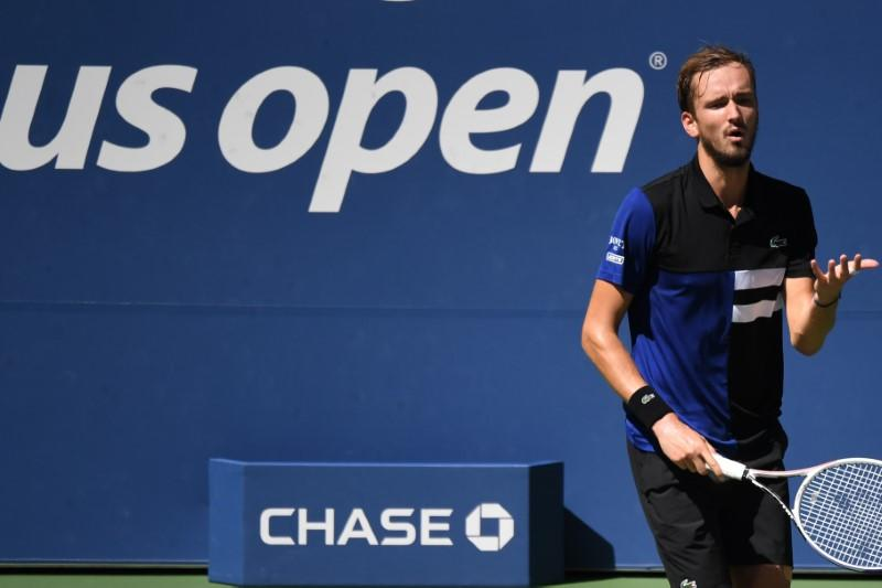 Friendship takes a backseat as Medvedev faces Rublev