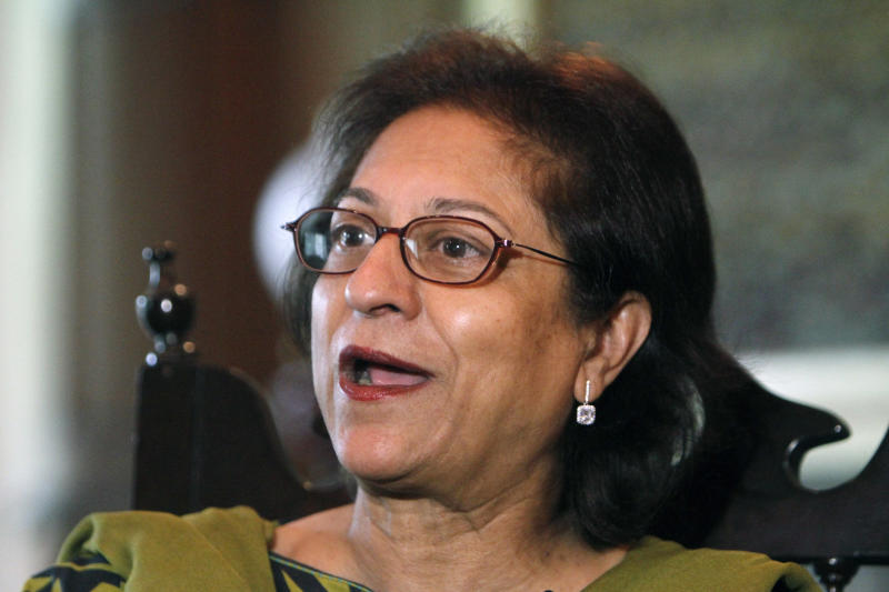 Asma Jehangir, Leading Pakistani Rights Activist, Dies at 66
