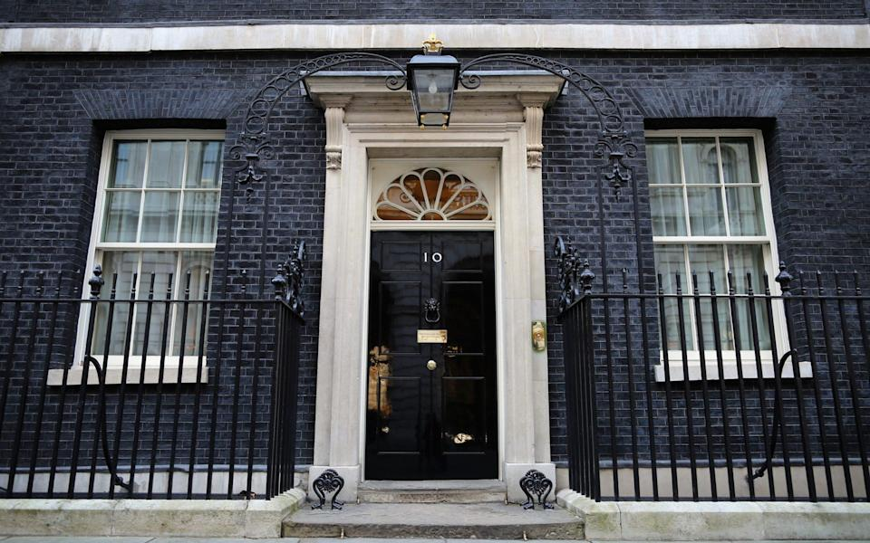 No 10 Downing Street - Getty Images