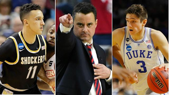 Is it too early to rank the Top 25 college basketball teams for 2017-18? Probably, but here they are anyway.