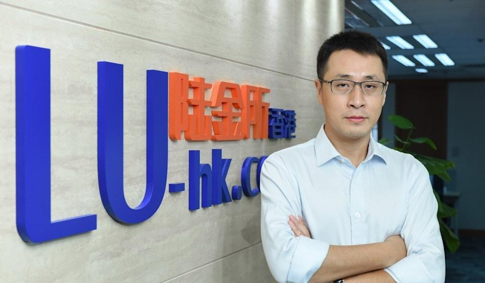 Cai Hua, the chief executive of Lu International (Hong Kong), which started operations in the city in August this year. Photo: Handout