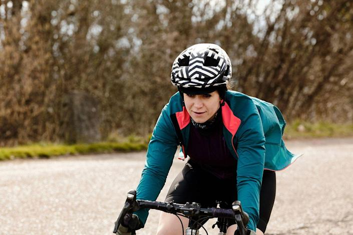 """<p>""""Commit to a <a href=""""https://www.bicycling.com/training/a20017574/build-base-fast-a-training-plan/"""" rel=""""nofollow noopener"""" target=""""_blank"""" data-ylk=""""slk:training routine"""" class=""""link rapid-noclick-resp"""">training routine</a>, but make it sustainable. Big rides might sound impressive, but sometimes aiming for something much smaller makes your program way more successful because you can be more consistent. Aim to do an achievable amount for your lifestyle and time constraints every day. Consistency is key."""" —<strong><a href=""""https://www.bicycling.com/health-nutrition/a32268461/cyclist-diet-catharine-pendrel/"""" rel=""""nofollow noopener"""" target=""""_blank"""" data-ylk=""""slk:Catharine Pendrel"""" class=""""link rapid-noclick-resp"""">Catharine Pendrel</a>, Olympic medalist and former mountain bike world champion </strong></p><p>""""Creating and remaining committed to a routine requires making small changes over time and sticking with them until they become habits. Doing so will require some initial discipline, but in time [they will] become second nature."""" <strong>—Madeline Bemis, road racer with Rally Cycling</strong></p><p>""""If you fall off track, gently get yourself back on track. One mistake or one day of riding lost doesn't change your commitment, and beating yourself up for it will only make it tougher to get to your end goal."""" <strong>—<a href=""""https://www.bicycling.com/racing/a37000642/2021-giro-donne-takeaways/"""" rel=""""nofollow noopener"""" target=""""_blank"""" data-ylk=""""slk:Krista Doebel-Hickok"""" class=""""link rapid-noclick-resp"""">Krista Doebel-Hickok</a>, road racer with Rally Cycling</strong></p>"""
