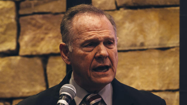 Another Woman Says Roy Moore Sexually Assaulted Her As A Teen