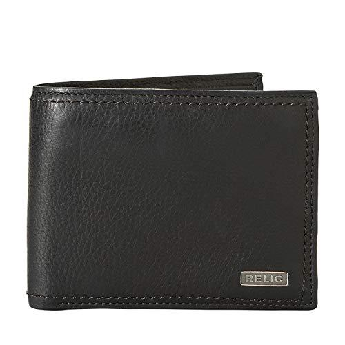 Relic by Fossil Leather Traveler Bifold Wallet (Amazon / Amazon)
