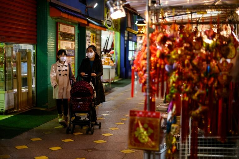Chinatowns across the world have seen a drop-off in business due to fears over the virus