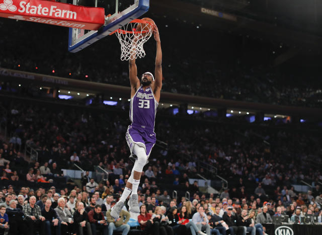 Corey Brewer last played in the league for the Kings during the 2018-19 season. (AP/Julie Jacobson)