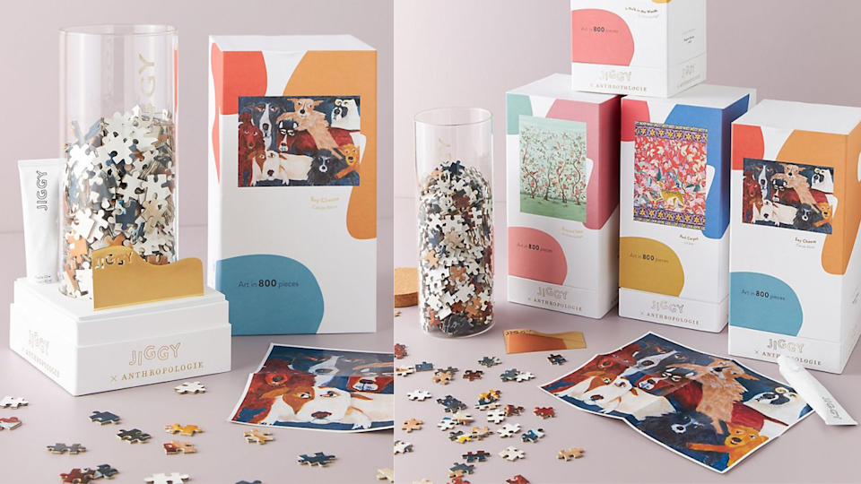 Best gifts for women: Jiggy for Anthropologie puzzle