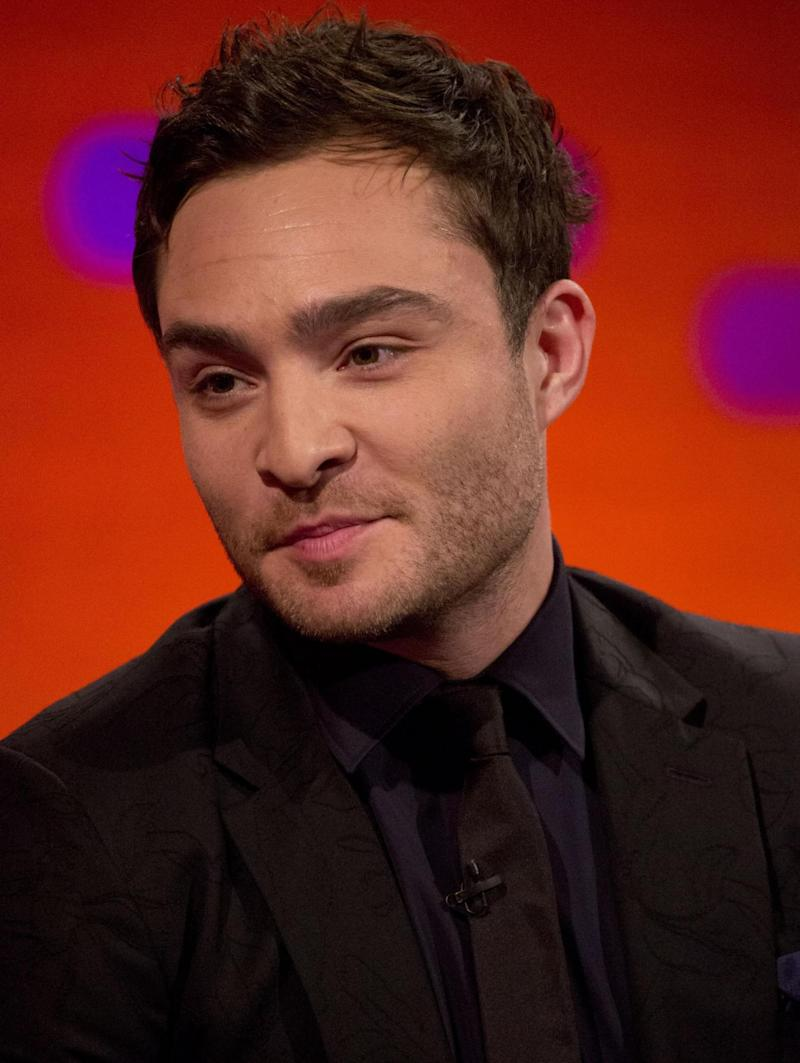 Denying claims: Gossip Girl actor Ed Westwick (PA)