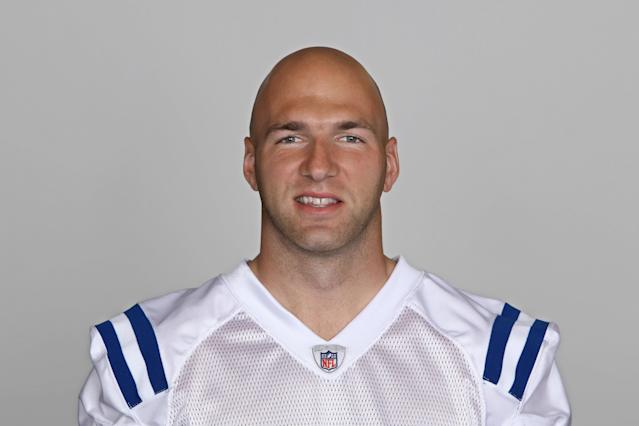 Former Colts WR Anthony Gonzalez won the GOP primary for an Ohio Congressional seat on Tuesday. (AP)