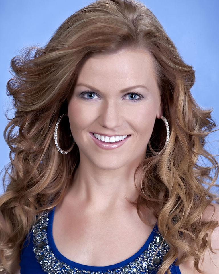 "Miss New Mexico, Sarina Turnbull is a contestant in the ""<a href=""/2012-miss-america-pageant/show/48165"">2012 Miss America Pageant</a>."""