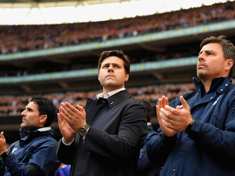 Tottenham have a torrid record at the new Wembley (Getty)