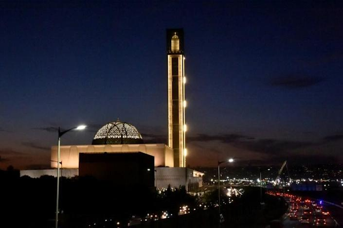 Many say the mosque is a vanity project and a symbol of the megalomania of former autocrat Abdelaziz Bouteflika