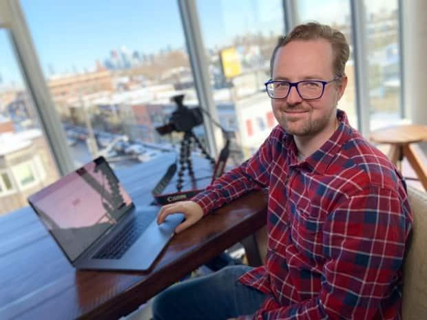 Jaco Joubert, a Toronto software developer and renter, says a vacancy tax will curb the practice of 'landbanking.'