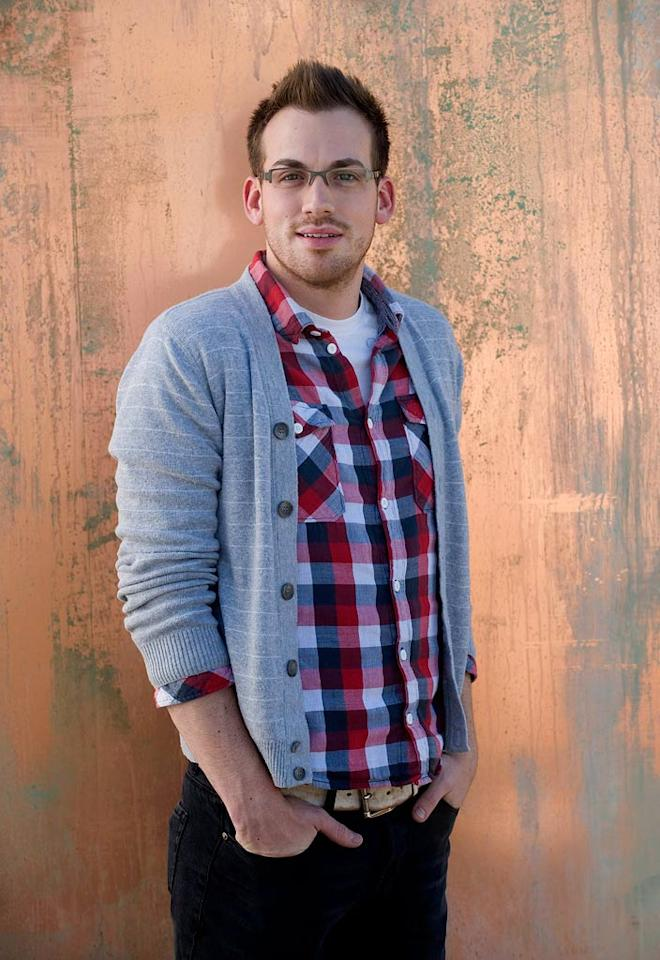 Ricky Braddy, 25, from Elizabeth City, NC is one of the top 36 contestants on Season 8 of American Idol.
